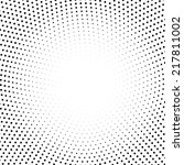 abstract dotted background   Shutterstock .eps vector #217811002