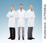 healthcare  profession ... | Shutterstock . vector #217933816