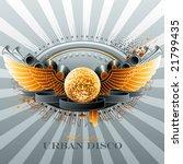 abstract party design. vector... | Shutterstock .eps vector #21799435
