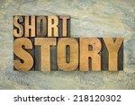 Short Story   Words In Vintage...
