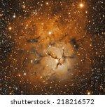Vivid Space Nebula   Supernova...