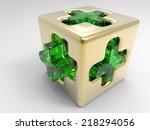 medicalcube | Shutterstock . vector #218294056