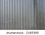corrugated iron fence | Shutterstock . vector #2185300