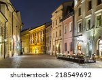 A View Of Kanoniczna Street In...