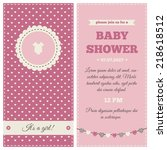 Baby Shower Invitation. Plum ...