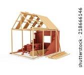 Home Construction Concept....