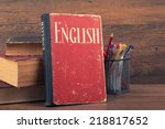 Learning English Concept. Book...