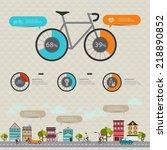 vector concept modern design... | Shutterstock .eps vector #218890852