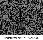 Abstract Animal Print  Seamles...