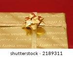 christmas decoration | Shutterstock . vector #2189311