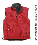 Small photo of Bodywarmer Red