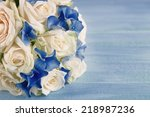 Beautiful Wedding Bouquet With...