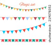 Flags Vector Set For Your...