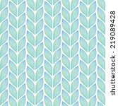 vintage seamless pattern based... | Shutterstock .eps vector #219089428