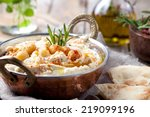 Hummus  Chickpea Dip  With...