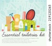 vector flat modern creative...   Shutterstock .eps vector #219120265