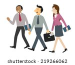 Character Of Businessman And...