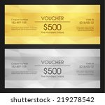 gold vip club card | Shutterstock .eps vector #219278542