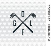 Emblems For Golf With Two...