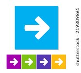 vector application arrow icon...