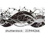 floral ornament   Shutterstock .eps vector #21944266
