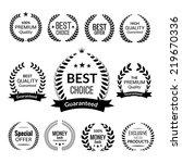 sale premium quality best... | Shutterstock . vector #219670336