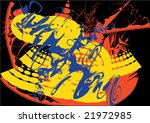color abstract   Shutterstock .eps vector #21972985