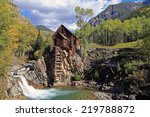 The Iconic Crystal Mill Near...
