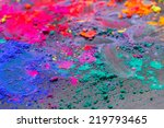 Colorful Background Made Of...