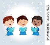 Boys Choir. Children Choir...