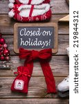 Opening Hours On Christmas...