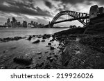 Australia Sydney City Landmark...