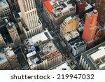 New York City Manhattan Street...