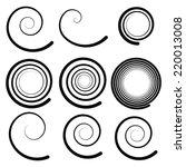 Spiral Elements