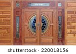 Wood Carved Decoration Of...