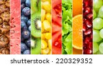healthy food background.... | Shutterstock . vector #220329352