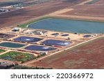 Ponds Of Fish Cultivation...
