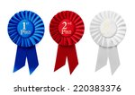 1st  2nd And 3rd Place Pleated...