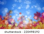 background conceptual image... | Shutterstock . vector #220498192