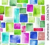 beautiful watercolor painting   ...   Shutterstock .eps vector #220636765