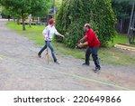 muskogee  ok   sept. 13 ... | Shutterstock . vector #220649866