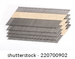 nails for a nailer | Shutterstock . vector #220700902