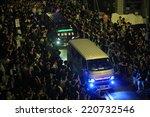 Hong Kong  Sept.30  Protesters...