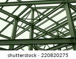 metal structures. | Shutterstock . vector #220820275