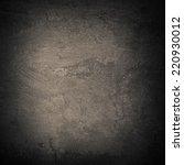 grunge wall texture | Shutterstock . vector #220930012