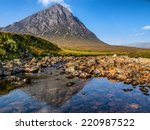 Reflections Of Buachaille Etiv...
