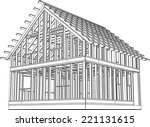 House Building Construction On...