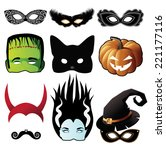 Halloween Mask Collection