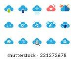 Cloud Service Icons  ...