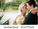 getting married | Shutterstock . vector #221275165